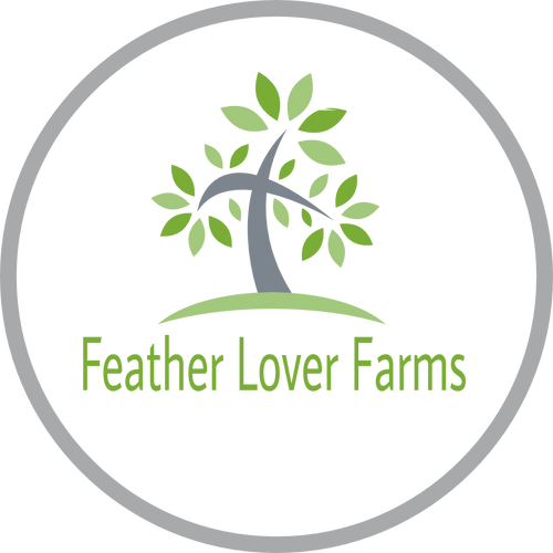 Feather Lover Farms Logo