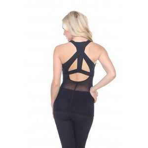 Key Hole Mesh Workout Top Key Hole Mesh Workout Top, Women - Apparel - Activewear - Tops, Electric Yoga, Style Advantage - GOTO HOODIE
