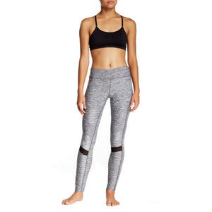 Electric Yoga Motorcycle Heather Grey Pant - GOTO HOODIE