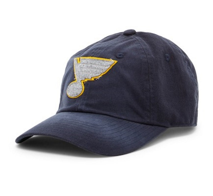 St. Louis Blues Luther Hat St. Louis Blues Luther Hat, Men/Women - Accessories - Hats, American Needle, Style Advantage - GOTO HOODIE