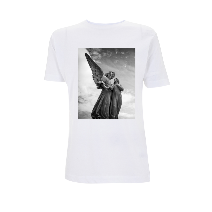 Angels Mens Classic Fit T-shirt Angels Mens Classic Fit T-shirt, Men - Apparel - Shirts - T-Shirts, No Fixed Abode, Style Advantage - GOTO HOODIE