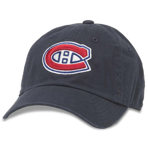 Montreal Canadiens Blue Line Hat Montreal Canadiens Blue Line Hat, Men/Women - Accessories - Hats, American Needle, GoTo Hoodie - GOTO HOODIE