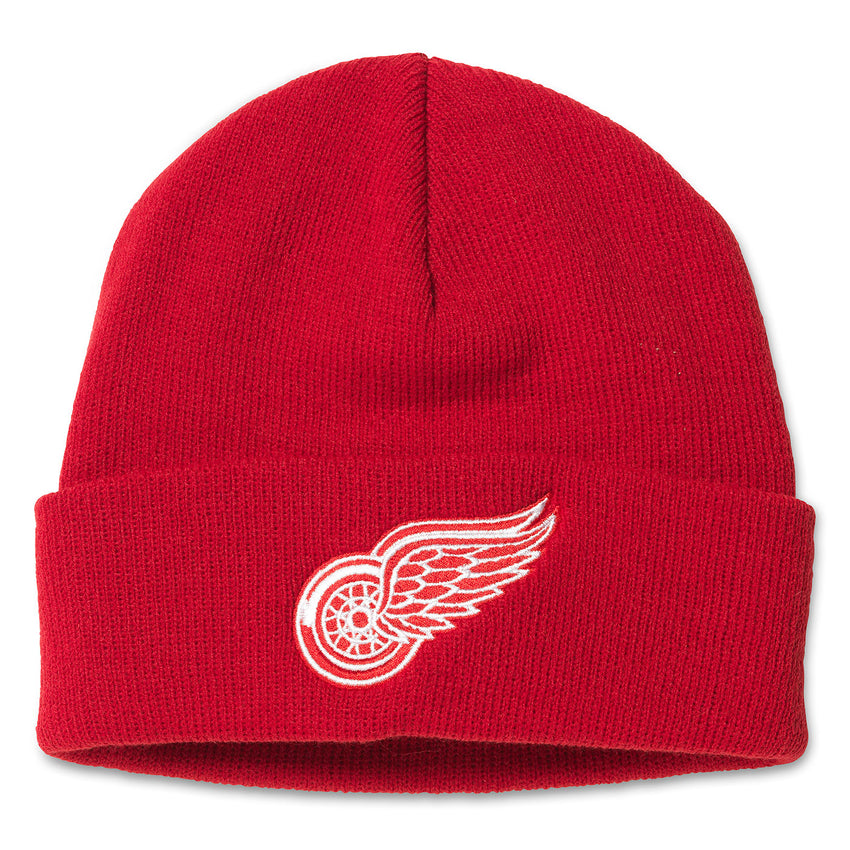 Detroit Red Wings Knit Hat Detroit Red Wings Knit Hat, Men/Women - Accessories - Hats, American Needle, Style Advantage - GOTO HOODIE