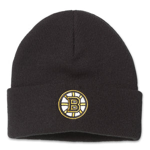 Boston Bruins Knit Hat Boston Bruins Knit Hat, Men/Women - Accessories - Hats, American Needle, GoTo Hoodie - GOTO HOODIE