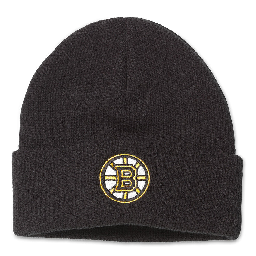 Boston Bruins Knit Hat Boston Bruins Knit Hat, Men/Women - Accessories - Hats, American Needle, Style Advantage - GOTO HOODIE