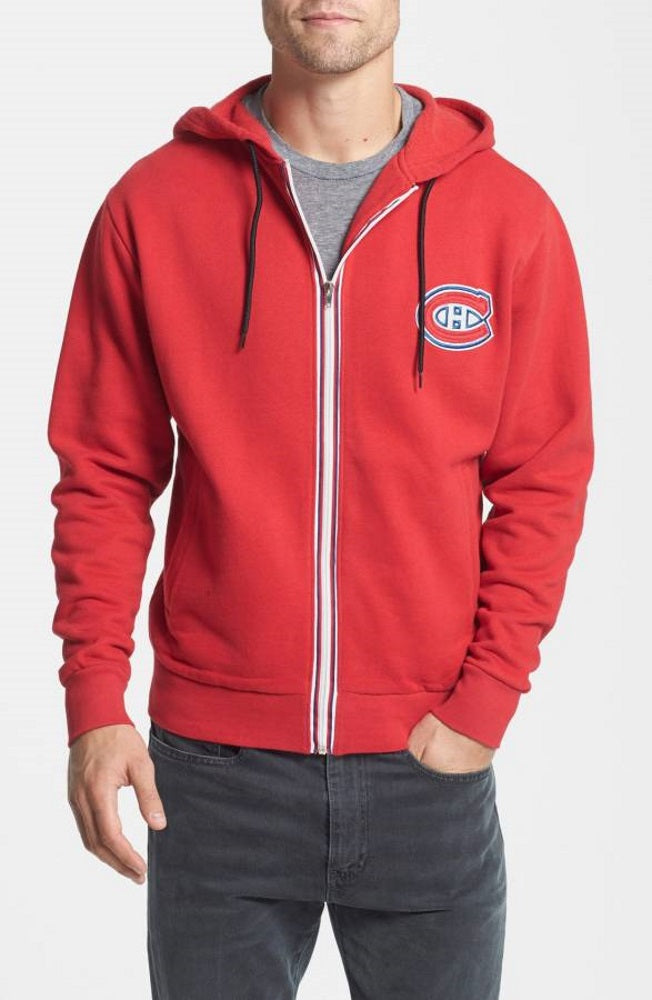 Montreal Canadiens TY Hoodie Montreal Canadiens TY Hoodie, Men - Apparel - Hoodie, Wright and Ditson, Style Advantage - GOTO HOODIE