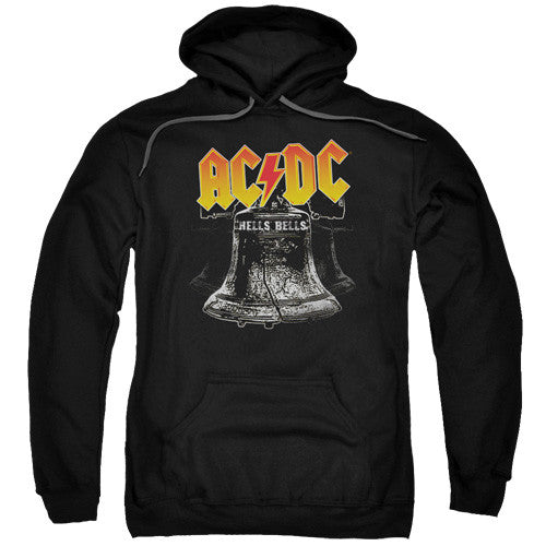 AC/DC Hell's Bells AC/DC Hell's Bells, Youth - Apparel - Hoodie - Pullover, Trevco, GoTo Hoodie - GOTO HOODIE