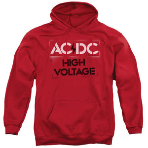 AC/DC High Voltage AC/DC High Voltage, Men/Women - Apparel - Hoodie - Pullover, Trevco, Style Advantage - GOTO HOODIE