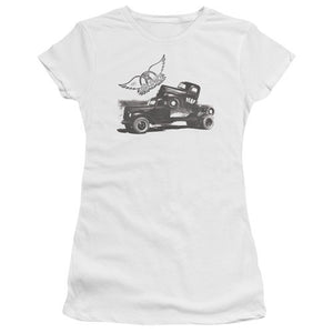 Aerosmith Pump Tee Shirt Aerosmith Pump Tee Shirt, Women - Juniors - Apparel - T Shirt, Trevco, Style Advantage - GOTO HOODIE