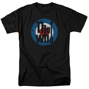 The Who Distressed Target Tee Shirt The Who Distressed Target Tee Shirt, Men/Women - Apparel - Shirts - T-Shirts, Trevco, Style Advantage - GOTO HOODIE