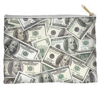 Hundred Dollar Bills Tote Bag & Accessory Pouches - Multiple Sizes Hundred Dollar Bills Tote Bag & Accessory Pouches - Multiple Sizes, Women - Bags - Totes, GoTo Hoodie, Style Advantage - GOTO HOODIE