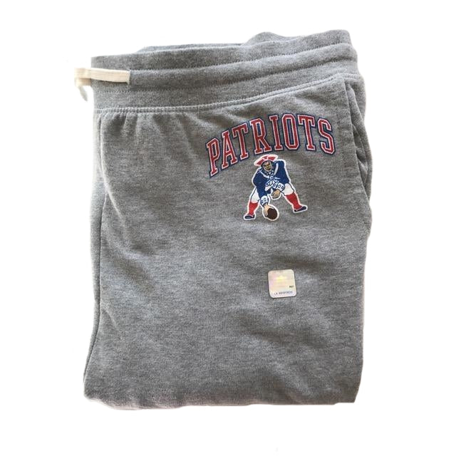 New England Patriots Sunday Sweatpants New England Patriots Sunday Sweatpants, Men - Apparel - Pants - Sweatpants, Junk Food Clothing, Style Advantage - GOTO HOODIE