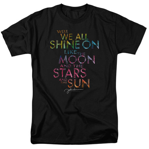 John Lennon All Shine On Tee Shirt John Lennon All Shine On Tee Shirt, Men/Women - Apparel - Shirts - T-Shirts, Trevco, GoTo Hoodie - GOTO HOODIE