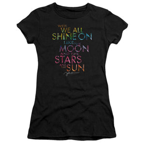 John Lennon All Shine On Tee Shirt John Lennon All Shine On Tee Shirt, Women - Juniors - Apparel - T Shirt, Trevco, Style Advantage - GOTO HOODIE