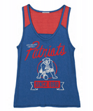 New England Patriots Sideline Tank New England Patriots Sideline Tank, Women - Apparel - Shirts - T-Shirts, Junk Food Clothing, Style Advantage - GOTO HOODIE