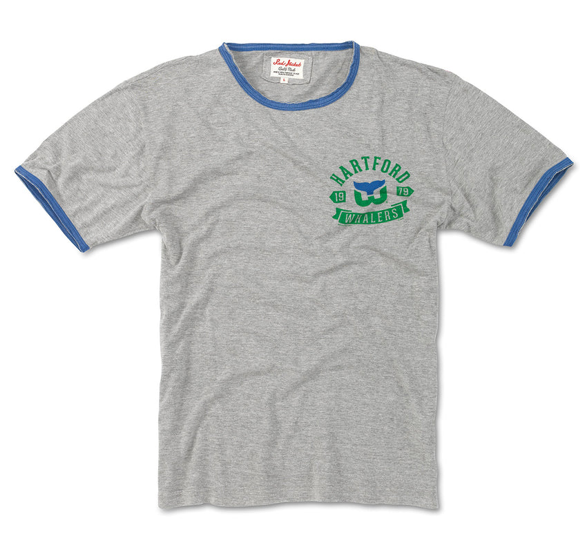 Vintage Hartford Whalers Portage T Shirt Vintage Hartford Whalers Portage T Shirt, Men - Apparel - Shirts - T-Shirts, Red Jacket, Style Advantage - GOTO HOODIE