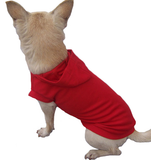 Red Cotton Dog Hoodie Red Cotton Dog Hoodie, Pet - Dog - Apparel - Hoodie, Goto Hoodie, Style Advantage - GOTO HOODIE