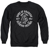 "Sons of Anarchy ""Redwood Originals"" Hoodie  - Multiple Styles & Sizes - GOTO HOODIE"