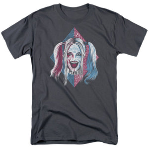 Suicide Squad Harley Quinn Puddin Portrait Suicide Squad Harley Quinn Puddin Portrait, Men - Apparel - Shirts - T-Shirts, Trevco, Style Advantage - GOTO HOODIE