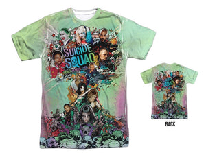 Suicide Squad Tee - Multiple Styles & Sizes - GOTO HOODIE
