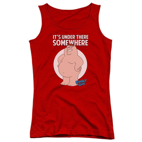 "Family Guy ""It's Under There Somewhere"" Hoodie  - Adult & Youth (several styles of Tees and Tanks) - GOTO HOODIE"