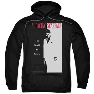 Take 10% OFF any style with Code: SCAREFACE10 at checkout!!! Tony Montana Scarface Classic Hoodie - Adult - GOTO HOODIE