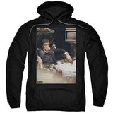 "Take 10% OFF any style with Code: SCAREFACE10 at Checkout!!! Scarface Tony Montana ""Sit Back"" Hoodie  - Over a dozen sizes and styles, tees, tanks and more - GOTO HOODIE"