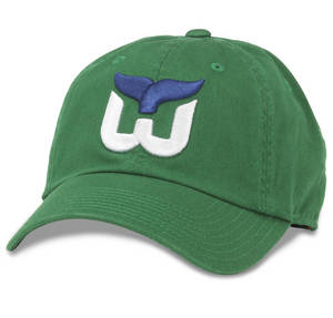 Hartford Whalers Blue Line Hat