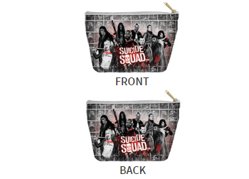 "Suicide Squad ""Splatter"" Tote Bag & Accessory Pouches - Multiple Sizes Suicide Squad ""Splatter"" Tote Bag & Accessory Pouches - Multiple Sizes, Women - Bags - Totes, GoTo Hoodie, Style Advantage - GOTO HOODIE"