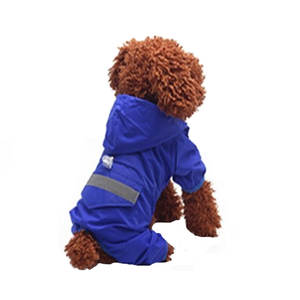 Dog Blue Hoodie Raincoat Dog Blue Hoodie Raincoat, Pet - Dog - Apparel - Raincoat, Goto Hoodie, Style Advantage - GOTO HOODIE