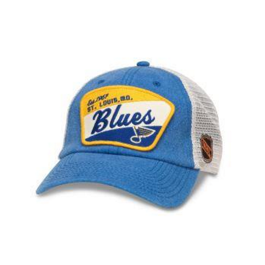 Vintage St. Louis Blues Ravenswood Hat Vintage St. Louis Blues Ravenswood Hat, Men/Women - Accessories - Hats, American Needle, Style Advantage - GOTO HOODIE