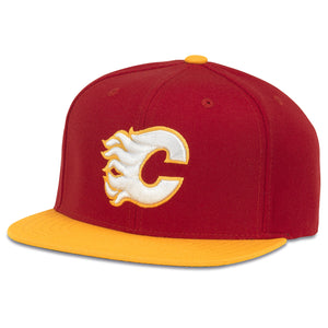 Calgary Flames 400 Series Hat Calgary Flames 400 Series Hat, Men/Women - Accessories - Hats, American Needle, GoTo Hoodie - GOTO HOODIE