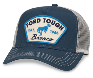 Ford Tough Bronco Valin Hat - GOTO HOODIE