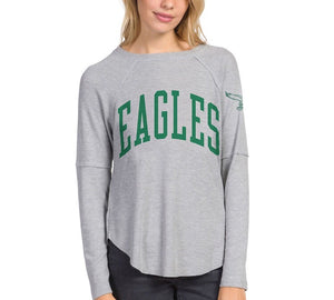 Philadelphia Eagles Offside Thermal Philadelphia Eagles Offside Thermal, Women - Apparel - Shirts - T-Shirts, Junk Food Clothing, Style Advantage - GOTO HOODIE