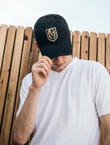Las Vegas Golden Knights Blue Line Hat Las Vegas Golden Knights Blue Line Hat, Men/Women - Accessories - Hats, American Needle, Style Advantage - GOTO HOODIE