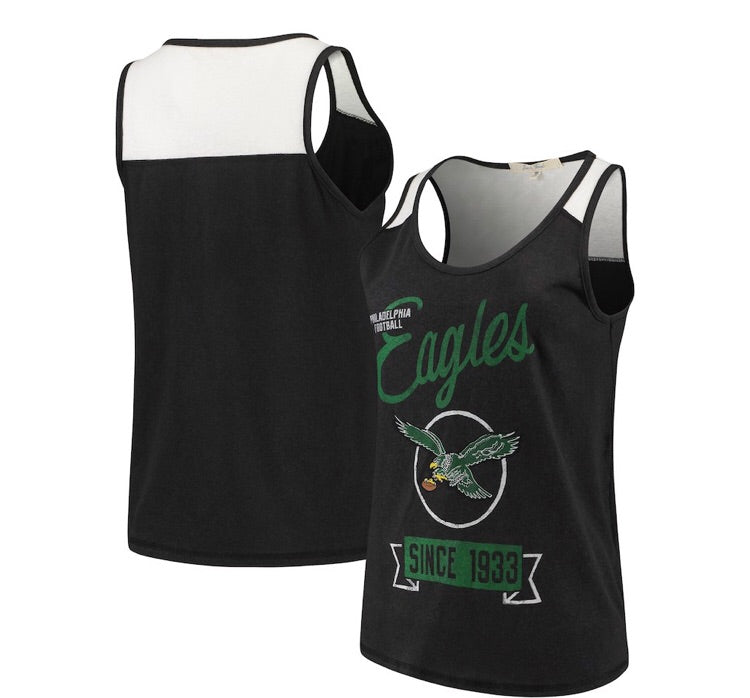 Philadelphia Eagles Sideline Tank Philadelphia Eagles Sideline Tank, Women - Apparel - Shirts - T-Shirts, Junk Food Clothing, Style Advantage - GOTO HOODIE