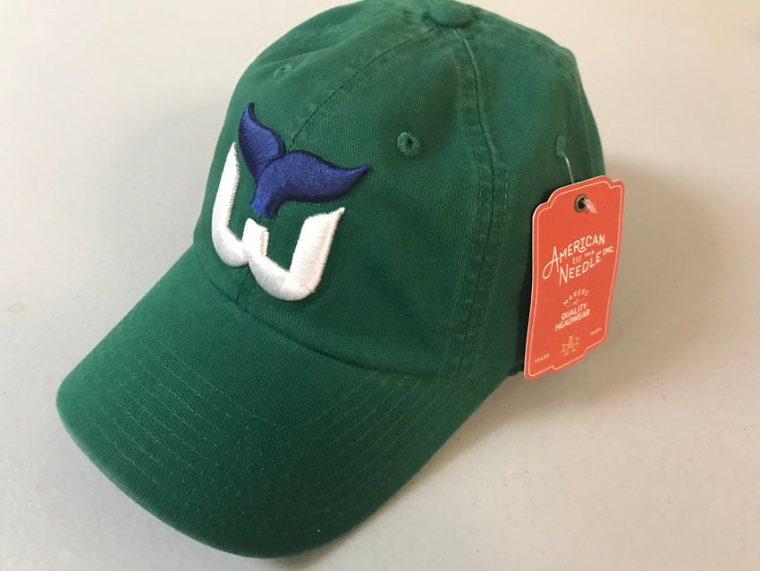 Hartford Whalers Blue Line Hat Hartford Whalers Blue Line Hat, Men/Women - Accessories - Hats, American Needle, GoTo Hoodie - GOTO HOODIE