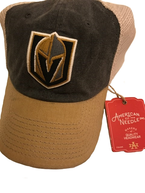 Las Vegas Golden Knights Hanover Hat Las Vegas Golden Knights Hanover Hat, Men/Women - Accessories - Hats, American Needle, Style Advantage - GOTO HOODIE