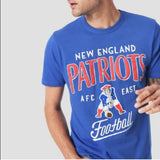 New England Patriots Kickoff Crew New England Patriots Kickoff Crew, Men - Apparel - Shirts - T-Shirts, Junk Food Clothing, Style Advantage - GOTO HOODIE