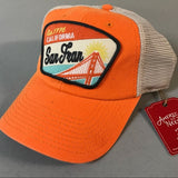 Destination San Francisco Ravenswood Hat Destination San Francisco Ravenswood Hat, Men/Women - Accessories - Hats, American Needle, Style Advantage - GOTO HOODIE