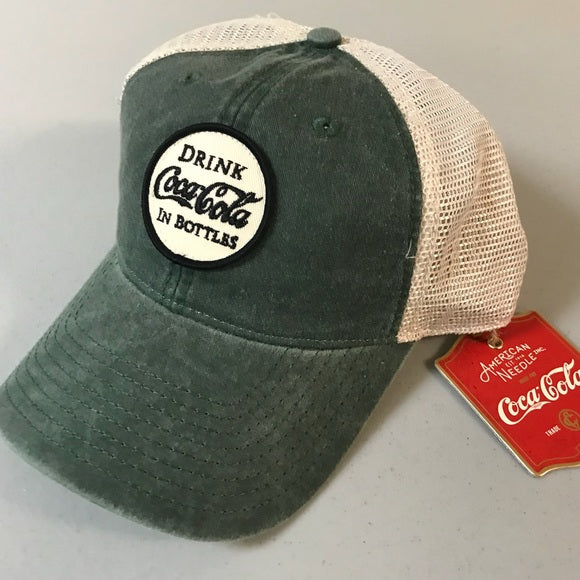Coca Cola Old School Hat Coca Cola Old School Hat, Men/Women - Accessories - Hats, American Needle, Style Advantage - GOTO HOODIE