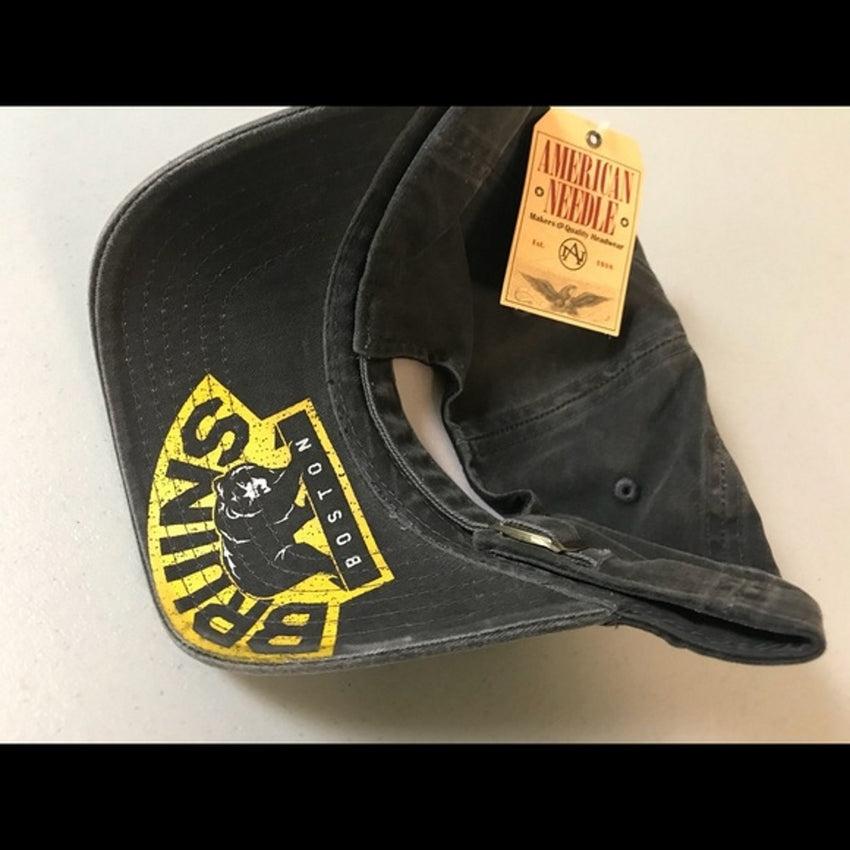 Boston Bruins New Raglin Hat Boston Bruins New Raglin Hat, Men/Women - Accessories - Hats, American Needle, Style Advantage - GOTO HOODIE