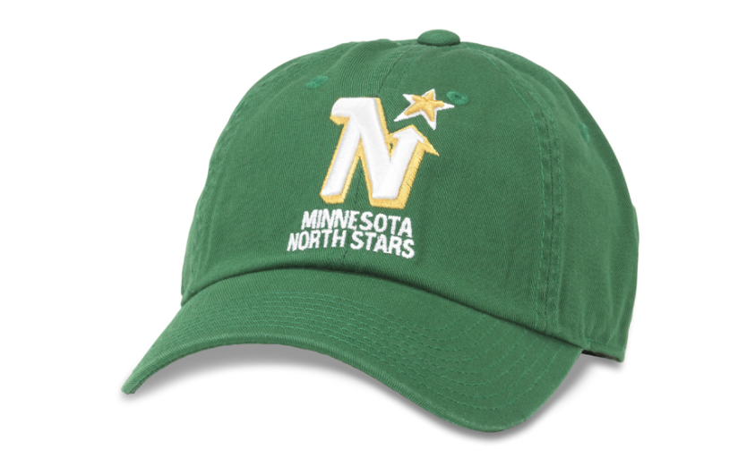 Minnesota North Stars Blue Line Hat Minnesota North Stars Blue Line Hat, Men/Women - Accessories - Hats, American Needle, GoTo Hoodie - GOTO HOODIE