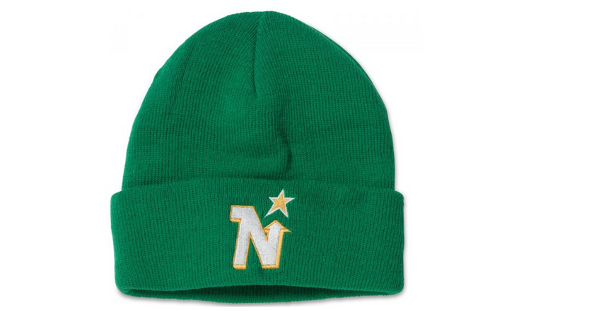 Minnesota North Stars Basic Knit Hat Minnesota North Stars Basic Knit Hat, Men/Women - Accessories - Hats, American Needle, GoTo Hoodie - GOTO HOODIE