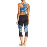 Prism Printed Capri Prism Printed Capri, Women - Apparel - Activewear - Leggings, Electric Yoga, Style Advantage - GOTO HOODIE
