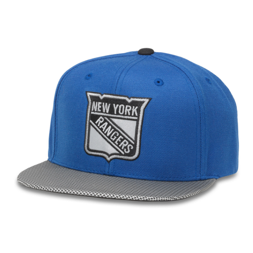 New York Rangers Chromel Hat New York Rangers Chromel Hat, Men/Women - Accessories - Hats, American Needle, Style Advantage - GOTO HOODIE