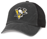 Pittsburgh Penguins New Raglan Hat Pittsburgh Penguins New Raglan Hat, Men/Women - Accessories - Hats, American Needle, Style Advantage - GOTO HOODIE