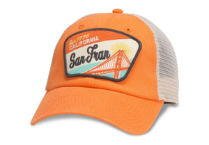 Destination San Francisco Ravenswood Hat Destination San Francisco Ravenswood Hat, Men/Women - Accessories - Hats, American Needle, GoTo Hoodie - GOTO HOODIE
