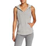 Threads 4 Thought No Sleeve Hoodie - Womens - GOTO HOODIE