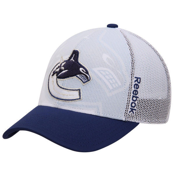 Vancouver Canucks Reebok NHL Snapback Hat  - One Size Fits All - GOTO HOODIE